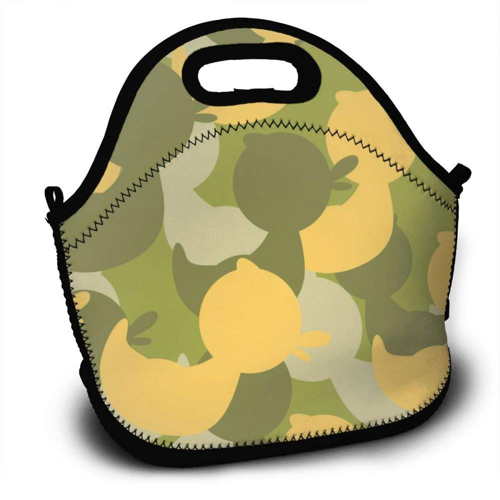 158d13657572 Amazon.com - Sunmoonet Lunch Tote Bag, Byo Lunch Bags, Thermal ...
