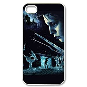 HXYHTY Edward Scissorhands Phone Case For Iphone 4/4s [Pattern-3]