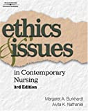 img - for Ethics and Issues in Contemporary Nursing by Margaret A. Burkhardt (2007-08-08) book / textbook / text book