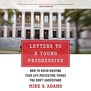 Letters to a Young Progressive Audiobook
