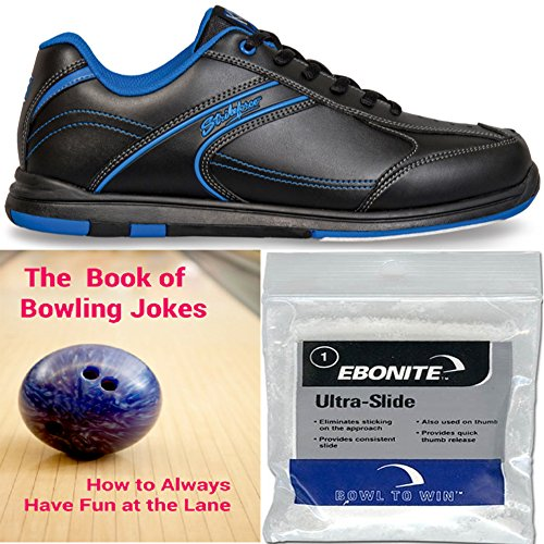 kr-strikeforce-mens-flyer-bowling-shoes-black-blue-wide-ebonite-ultra-slide-powder-and-the-book-of-b