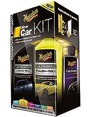 Meguiars Nieuwe Auto Kit G3200EU Premium Set voor Auto Onderhoud