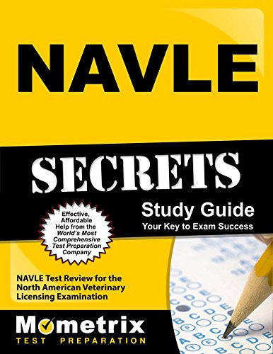 NAVLE Secrets Study Guide: NAVLE Test Review for the North American Veterinary Licensing Examination