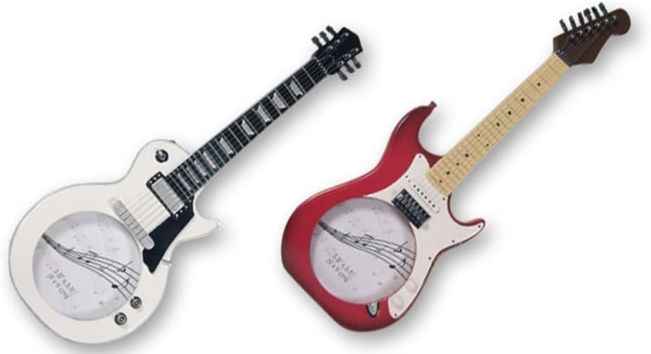 Dakota Marco de Fotos Guitarra Eléctrica. 35cm. Roja o Blanca 1 ...