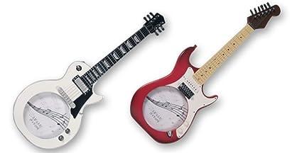 Dakota Marco de Fotos Guitarra Eléctrica. 35cm. Roja o Blanca 1 Unidad