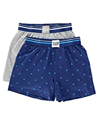 B.U.M........ Boy's Knit Boxer Short Underwear (2 Pair Pack)