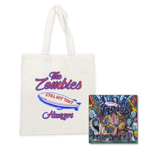 Still Got That Hunger (Amazon Exclusive CD + Tote) - Exclusive Cd