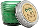 Paddywax Relish Collection Scented Soy Wax Jar Candle, 3-Ounce, Balsam Fir