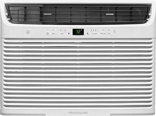 FRIGIDAIRE 22,000 Btu 230V Window-Mounted Heavy-Duty with Temperature Sensing Remote Control Air Conditioner, White ()
