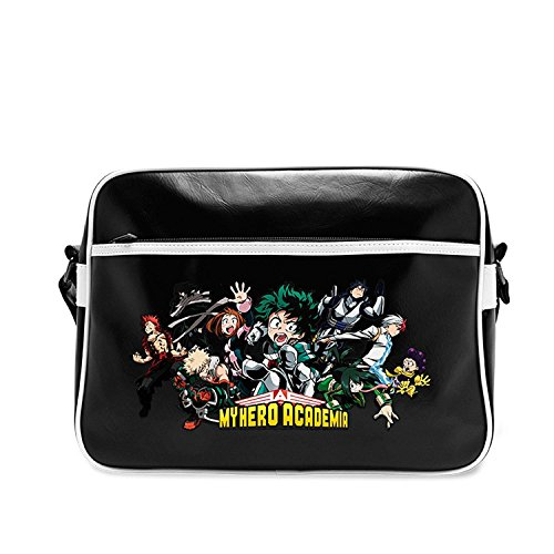 Unisex AbyStyle nbsp;nbsp;My abybag269 Adult nbsp;nbsp;Heroes Academia Hero Bag Large Shoulder 48wq4Oxr
