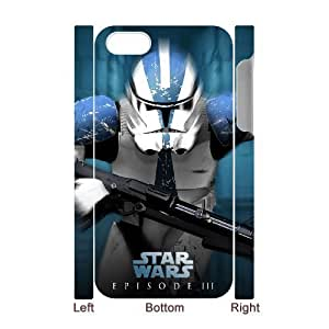 C-EUR Diy hard Case Star Wars Soldier customized 3D case For Iphone 4/4s
