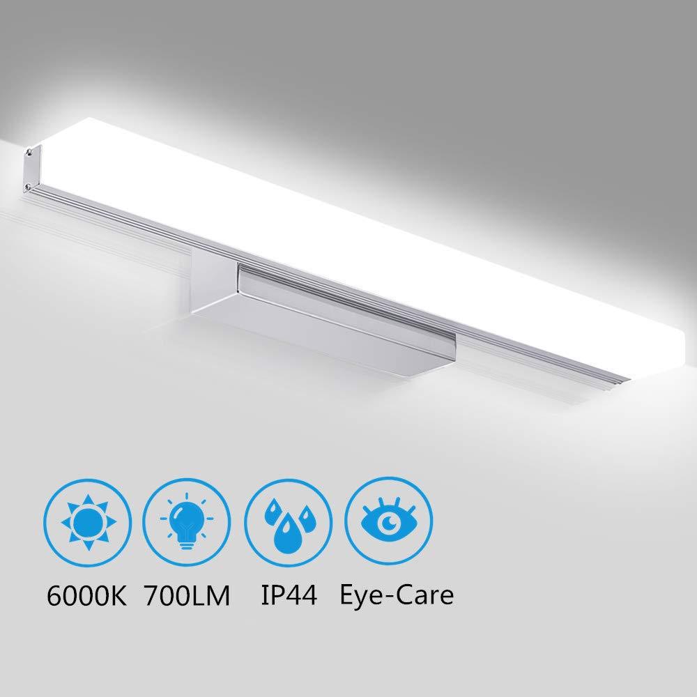 Top Lampes pour miroir de salle de bain selon les notes Amazon.fr