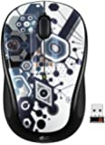 Logitech M325 Wireless Mouse with Designed-For-Web Scrolling - Fusion Party