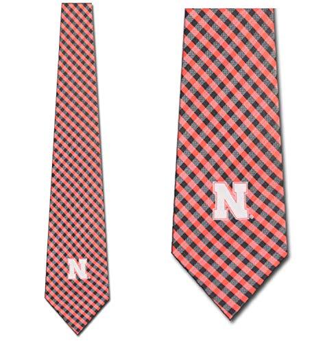Nebraska Cornhuskers Ties Mens College Necktie