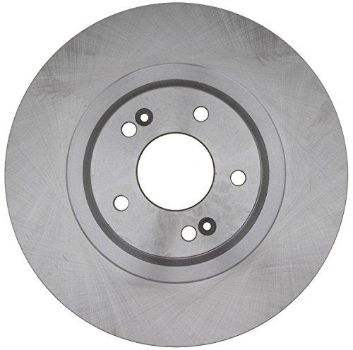 ACDelco 18A81010A Advantage Non-Coated Front Disc Brake Roto