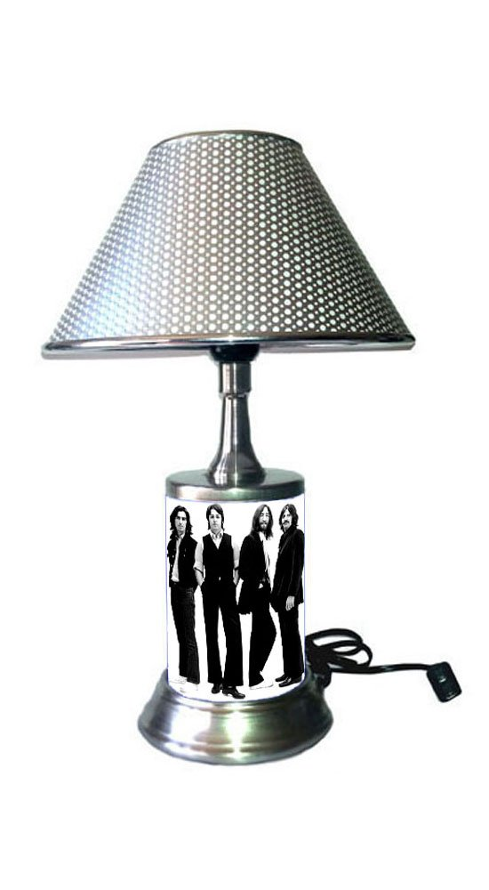The Beatles Lamp with Metallic Color Shade