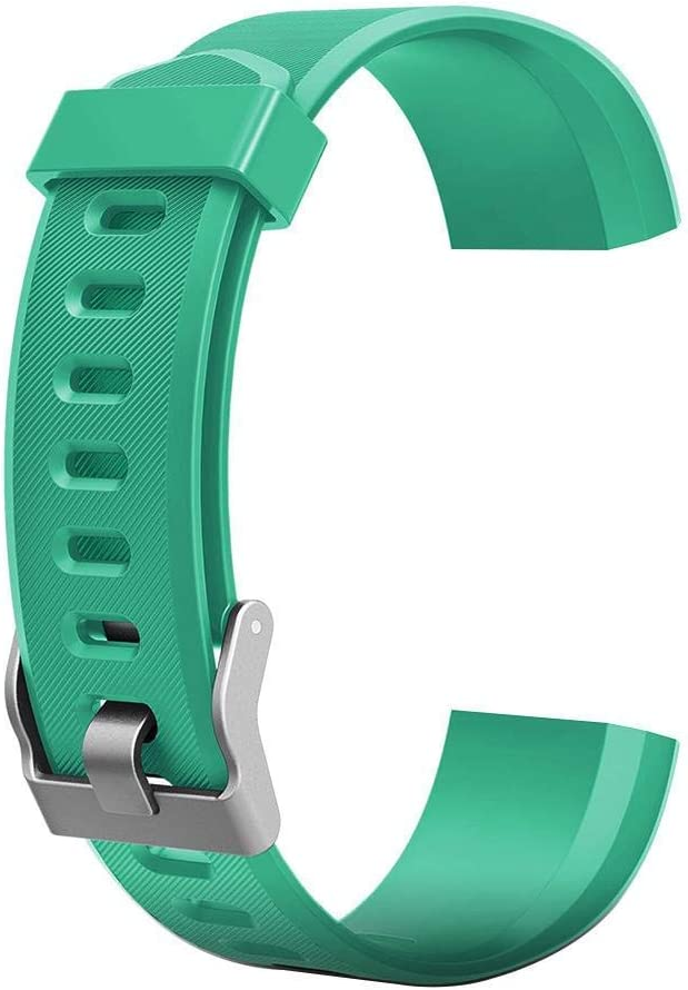 endubro Pulsera Repuesto para Fitness Tracker ID115 HR Plus /& Muchos Otros Modelos