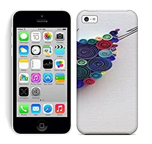 Lmf DIY phone caseBest Power(Tm) HD Colorful Painted Watercolor Chat Blanc Hard Phone Case For ipod touch 5Lmf DIY phone case