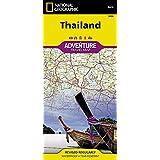 Thailand Adventure Map