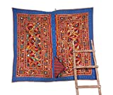 New 2016 Antique Banjara Tribal Embroidered beautiful Indian Sewing Craft