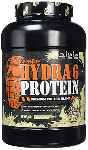 Grenade Hydra 6 Killa Protein Casein/Whey Isolate - Vanilla, 1.8 kg