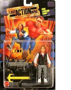 "5½"" Austin O'Brien As the Last Vitality Hero hOOK lAUNCHIN' Stunt Figure"