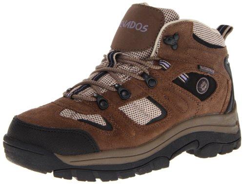 Brown black Dark Escursionismo Nevados Brown Stivali Donna Mid Klondike Da taupe Waterproof xCqqnpv0w