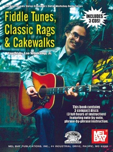Fiddle Tunes, Classic Rags & Cakewalks (Grossman Audio) by Jr., Leo Wijnkamp (2008-01-17)