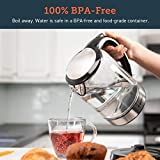 COSORI Electric Speed-Boil Kettle, 1.7L Water