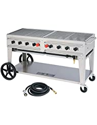 Crown Verity RCB 60 Outdoor Rental Grill 60