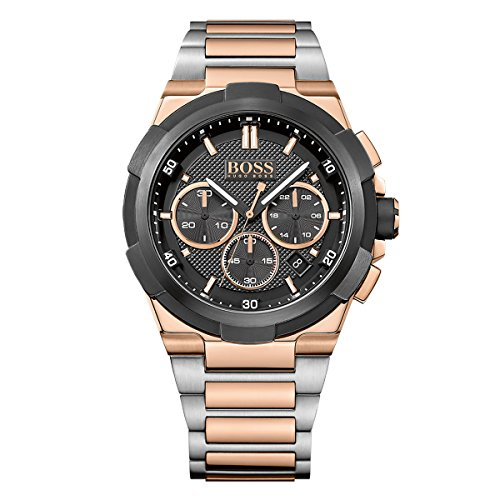 Hugo Boss Mens Supernova Analog Dress Quartz Watch (Imported) 1513358