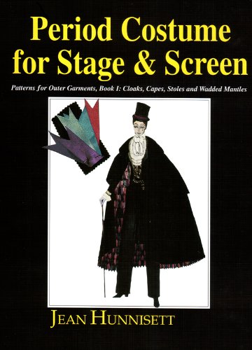 Fiona Costumes Pattern - Period Costume for Stage & Screen: