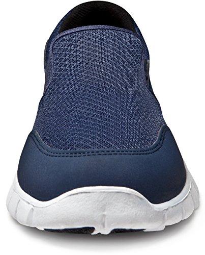 Tesla Herren Performance Sport Slip-on Loafer Sneaker RX300 TF-RX300 NVYZ