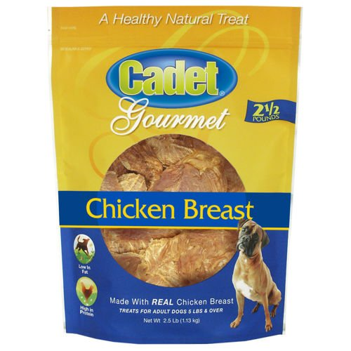 Cadet Gourmet Chicken Breast 2.5 Pound Bag