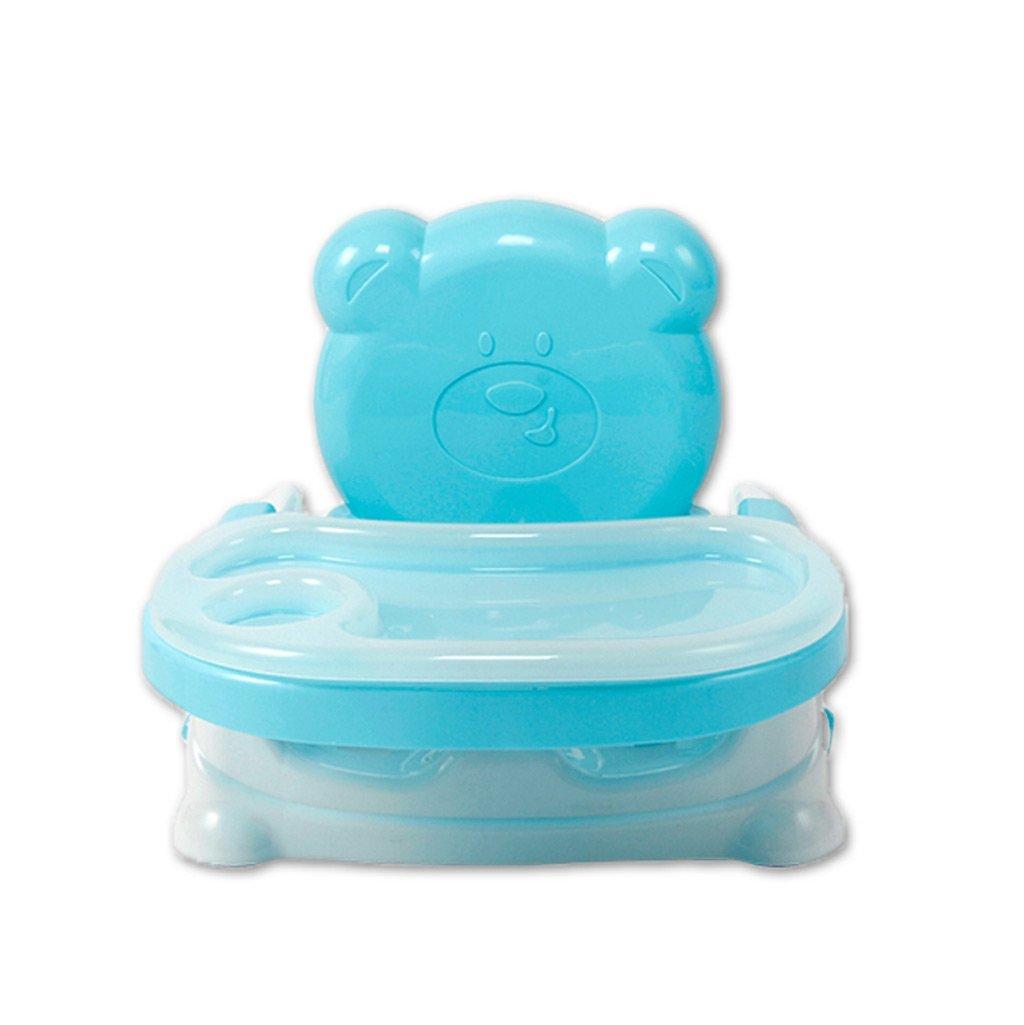 【在庫限り】 TLMY 赤ちゃん食べるダイエット赤ちゃん子供椅子ポータブル折り畳み式多機能調節可能な学習座っているスツール B07GJ7VTBX 子供用折りたたみチェア B07GJ7VTBX, モアコスメ:fb2624bf --- b2b.casemyway.com