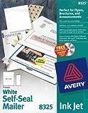 Avery 8325 White Self-Seal Mailer