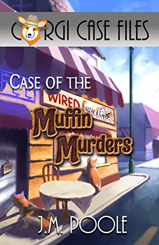 Case Muffin Murders Corgi Files ebook product image