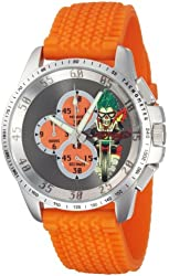 Ed Hardy Men's DR-OR Dragster Orange Stainless Steel 316L Watch