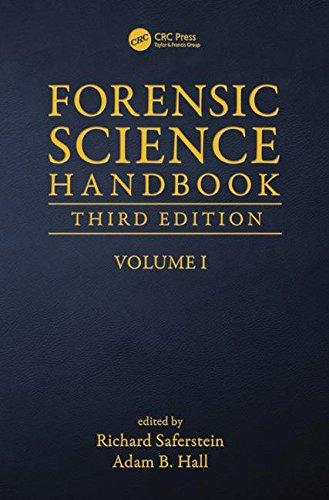 Pdf Law Forensic Science Handbook, Volume I