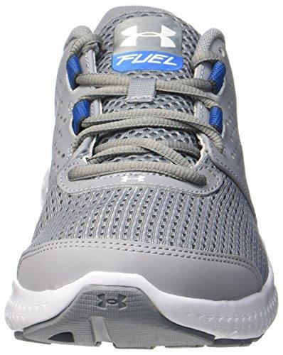 Under Armour Men's Ua Micro G Fuel Rn Training Shoes Grey (Steel ) cXDPNlt2b