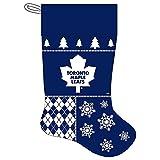 Hunter NHL Toronto Maple Leafs Oversized Holiday Stocking