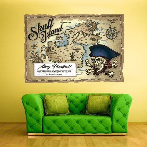 Pirate Wall Decor: Amazon.com
