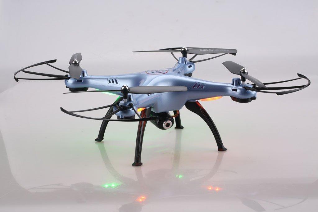 Vendedor Oficial] Syma X5HC - RTF Drone Cuadricóptero con Control ...