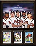 MLB Atlanta Braves Team Plaque
