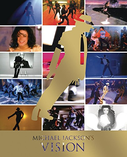 DVD : Michael Jackson - Michael Jackson's Vision (Deluxe Edition, 3 Disc)