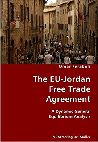 The Eu Jordan Free Trade Agreement Amazon Omar Feraboli