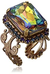 Sorrelli Petite Emerald-Cut Ring