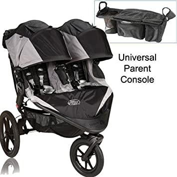 Amazon Com Baby Jogger Summit X3 Double Jogging Stroller With