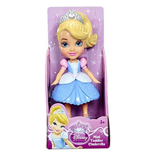 Disney Princess Toddler Doll Cinderella: My First Disney Princess Mini Toddler Doll Cinderella