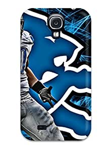 S4 Scratch-proof Protection Case Cover For Galaxy/ Hot 2013etroit Lions Phone Case